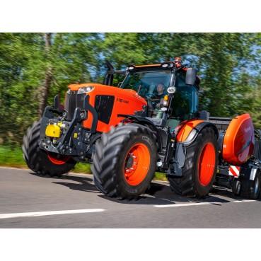 Tracteur KUBOTA M6002
