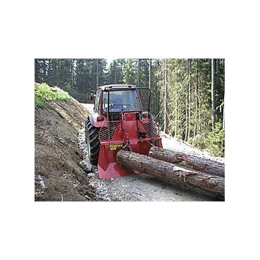treuil forestier 2 tonnes