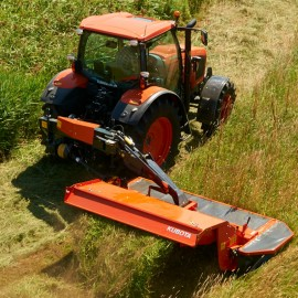 Faucheuse conditionneuse KUBOTA DMC6132T
