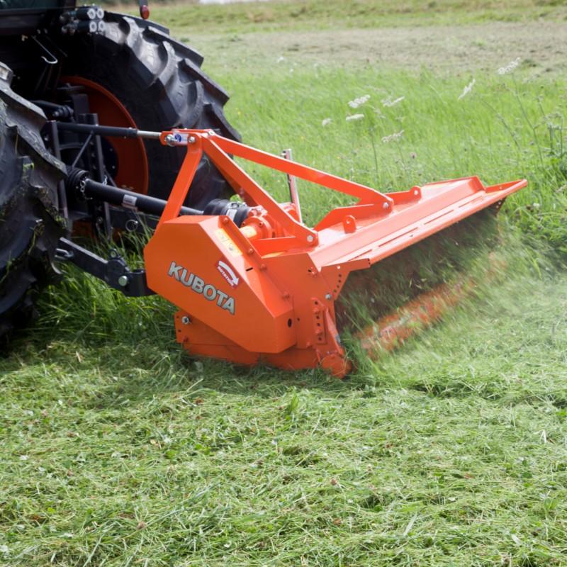 Broyeur kubota se1090 se1120 se1150 se1180 alsaterr - Ramasse herbe pour tracteur tondeuse ...